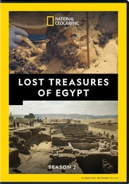 National Geographic: Lost Treasures of Egypt Season 2