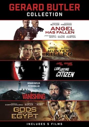 Gerard Butler 5-Film Collection