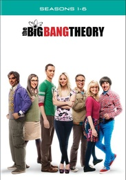 The Big Bang Theory: Seasons 1-6