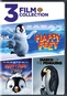 Happy Feet / Happy Feet 2 / March of the Penguins